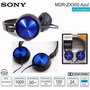 Auriculares Sony Mdr-zx300 Celulares Y Ipod Microcentro