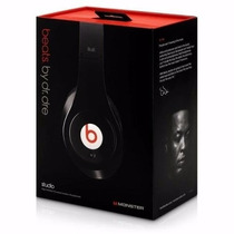 Auricular Monster Beats By Dre Studio Dj Originales