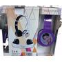 Auricular Disney De Violeta-microcentro