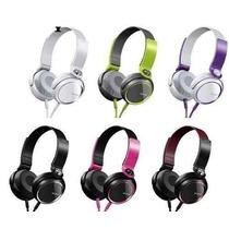Auriculares Sony Mdr-xb400 Originales Bajos Potenciados