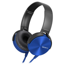 Auriculares Diadema Mdr-xb450ap Extra Bass Sony Store