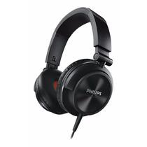 Auriculares Philips Shl3210bk/00 Banda Sujetadora Dj 2000mw