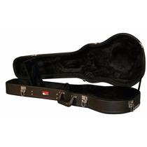 Estuche Rígido Para Guitarra Gator Gwe Lps Blk