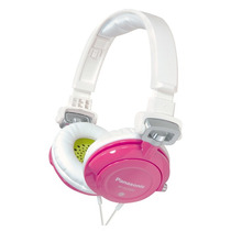 Auricular Street Panasonic Blanco (rp-djs400aez)