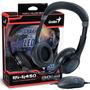 Auricular Gamer Genius Hs-g450 Usb 7.1 Mic Headset Vikinborg