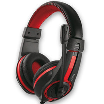 Auricular Noganet St-819 Gamer Pc Hd Stereo C/mic Regulable