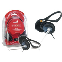 Auricular Genius Hs-300n C Microfono Skype Microcentro