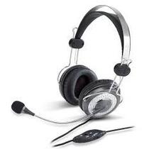 Auricular Con Microfono Genius Hs-04su Vincha Skype Voip