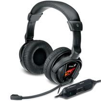 Auricular Con Microfono Genius Hs-g500v Vibración Gamer