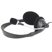 Auricular Con Microfono Para Pc Skype Gamer Chat C/volumen