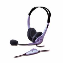 Auricular C/ Microfono Genius Hs-04s Pc Notebook
