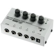 Amplificador Multiplicador De Auriculares Behringer La Roca