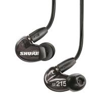 Shure Se215 Auricular Intraural In Ear + Estuche - La Roca