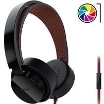 Auricular Philips Shl5205 Citiscape Microfono Celular Iphone