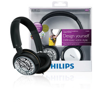 Auricular Philips Shl8800 Diseño Plug 3.5mm Mp3 Mp4 Mp5 Etc
