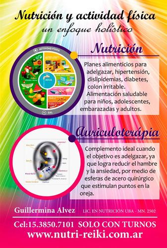Auriculoterapia Y Nutrición Por Un Cambio Saludable