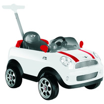 Mini Cooper Push Car Kiddy Ideal 1 A 4 Años Coketola