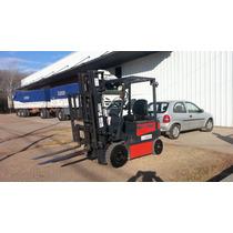 Autoelevador Electrico Tailift 1800kg 4,7 M C/desp Impecable