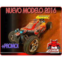 Automodelismo Auto Rc Nitro Explosion Redcat Tornado S30
