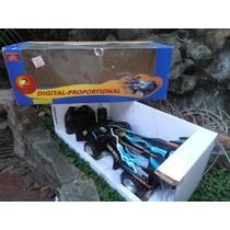 Auto Suncon Radio Control Digital-proporcional Land Dash Ii