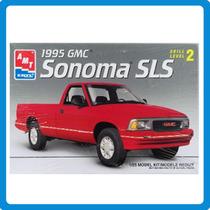 -full- 1955 Gmc Sonoma Sls 1/25 Amt Ertl 8109