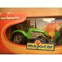 Coleccion Auto Tractor Majorette Escala 1:50 Con 2 Personas