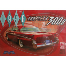 Chryler 300b1956 Moebius Models Escala 1-25