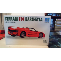 Ferrari F50 Barchetta - Lee - Kit Escala 1/24 Para Armar