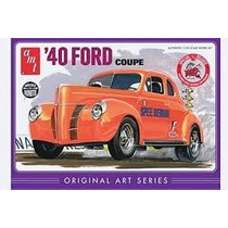 Ford Coupe 40 1/25 Marca Amt