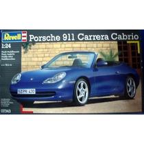 Porsche 911 Carrera Cabrio 1/24 Revell
