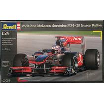 Vodafone Mc Laren Mercedes Mp 4 Jenson Button