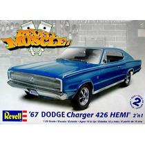 Dodge Charger 426 Hemi 1/25 Revell