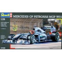 Mercedes Gp Petronas Mgp W01 1/24 Revell