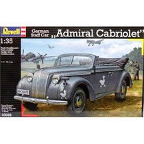 Admiral Cabriolet 1/35 Marca Revell