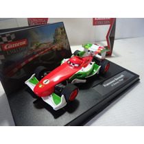 Francesco I Disney Cars 2 1/32 Carrera Slot Scalextric