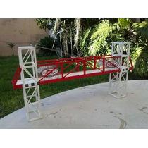 Puente Peatonal Slot Esc 1 :32