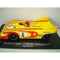 Porsche 917 Spyder Nurburgring 1972 1/32 Fly Scalextric Slot