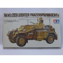Maqueta Tamiya 1/35,35062,sdkfz223 Leichter Panzerspahwagen