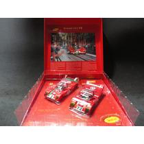 Llm - 2 Ferrari 312 Pb Targa Florio - Slot It- Slot 1/32