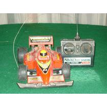 Juguete Nikko - Auto De Formula 1 - Con Radio Control!!!