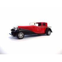 Autito Coleccion Retro Vintage Car Esc1:32 Americano Años 30