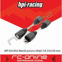 Hpi Racing 86610 Palieres Baja 5 B 15x120 Mm