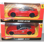 Hot Wheels Ferrari Gto Y Xxx Escala 1:43 Mide 11cm