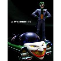 The Joker Batimovil Guason Corgi Hot Wheels Batman Batmobile