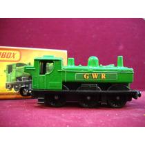 Matchbox N° 47 Pannier Locomotive Lesney & Co England