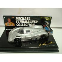 Mercedes Benz Sauber Michael Schumacher 1/64 Minichamps