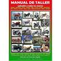 Manual De Taller Para Motos Generales