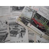 Valiant I 1 Chrysler Revistas Publicidades No Manual