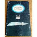 Antiguo Libro-manual Original De Usuario: Mercury Comet 1961