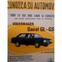 Manual Vokswagen Gacel Gl-gs Guantera